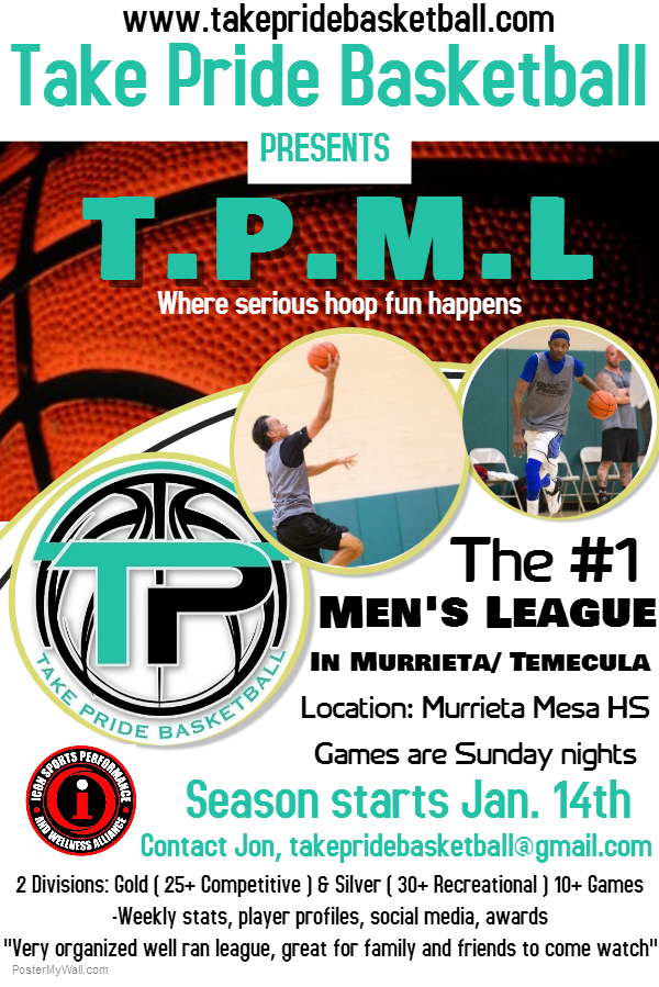 Take Pride Mens League